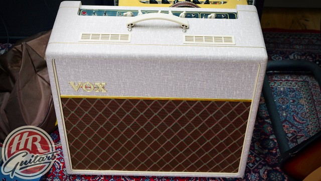 VOX AC15HW Hand Wired, . 2017